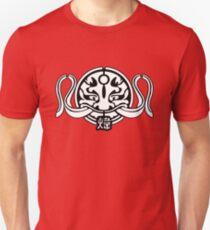 Crimson Typhoon Medallion Unisex T-Shirt