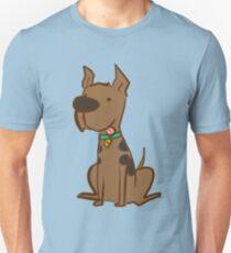 Scooby-dooby-doo.. Unisex T-Shirt