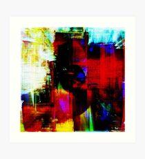 expose' Art Print