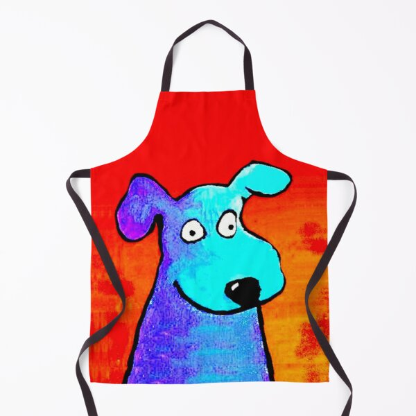 HOOZA GOOD DOG? Apron