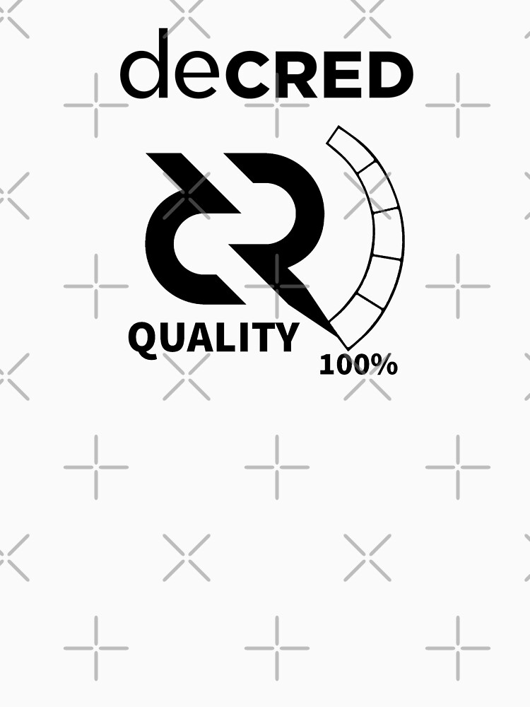 Decred quality v2 by OfficialCryptos