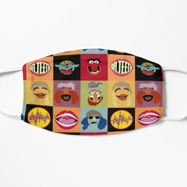 Dr. Teeth and the Electric Mayhem Flat Mask