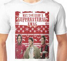 Supernatural Christmas Unisex T-Shirt