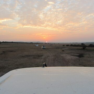 The Kenyan Sunrise by TheLosers