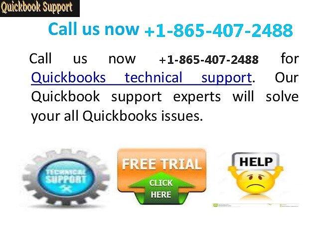 Intuit Quickbooks Support Phone Number by elyadisuza