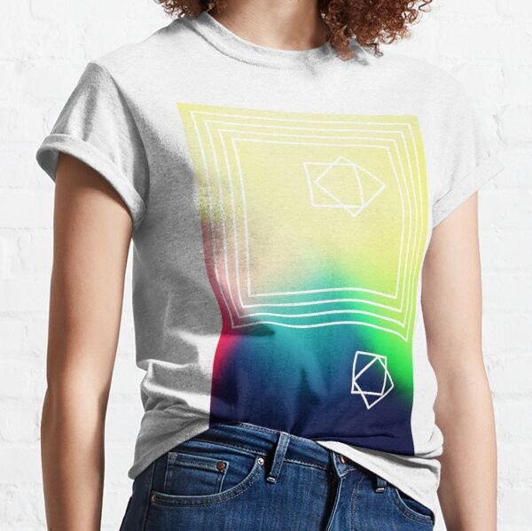 mehr quadrate Classic T-Shirt
