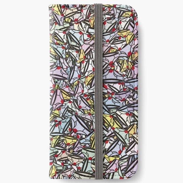 Menstrual panties iPhone Wallet