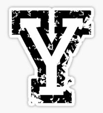 Letter Y Stickers Redbubble