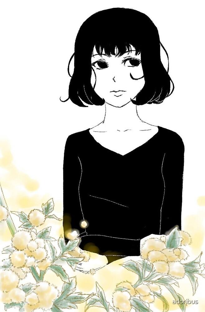 Black by adoribus