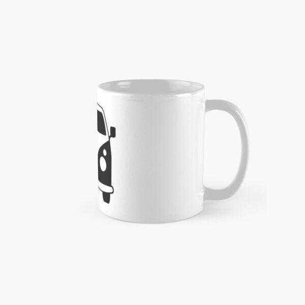 Decred van ™ 'Design timestamped by https://timestamp.decred.org/' Classic Mug