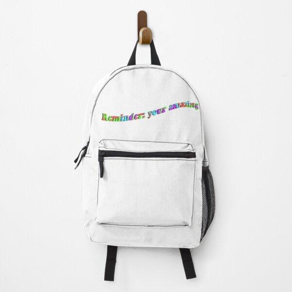 Your amazing  Backpack