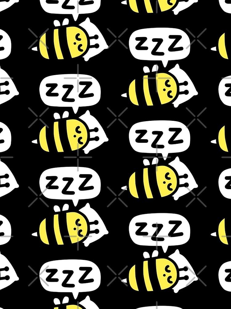 Slumber Bee by obinsun