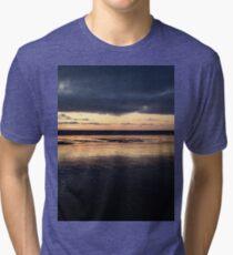 Dark sunset Tri-blend T-Shirt