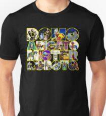 Domo Arigato Mister Roboto. T-Shirt