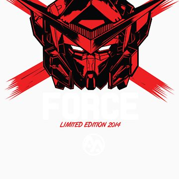 FORCE SIGMA RED Limited Edition by acdramon