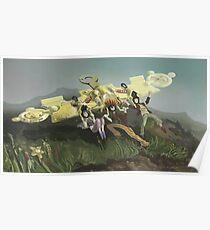 Mental Glider Poster