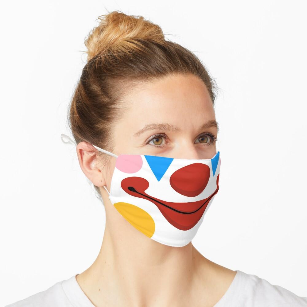 Clown mask Mask