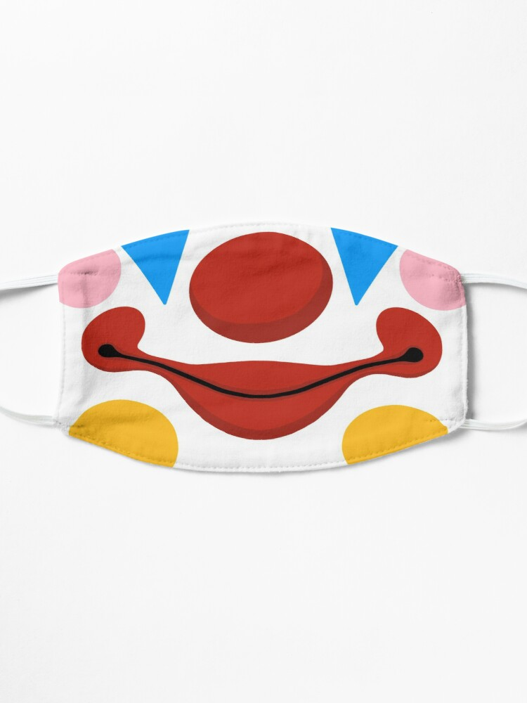 Alternate view of Clown mask Mask