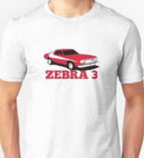 Zebra 3 Unisex T-Shirt