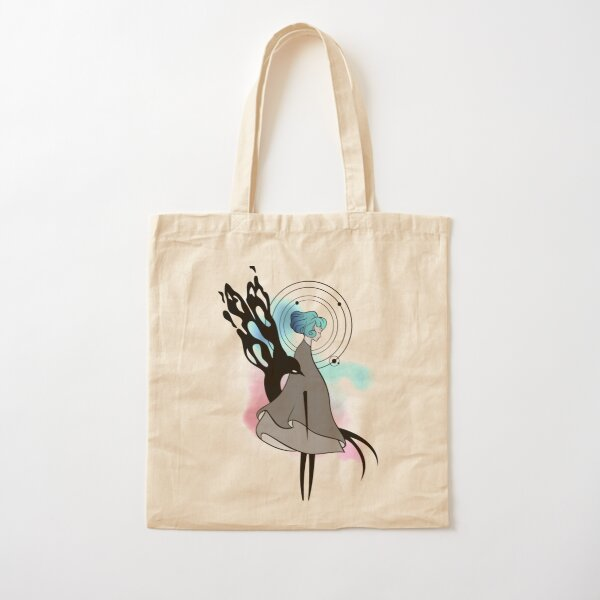 Gris - Emersive Beautiful Aquarelle Artwork Tote bag classique
