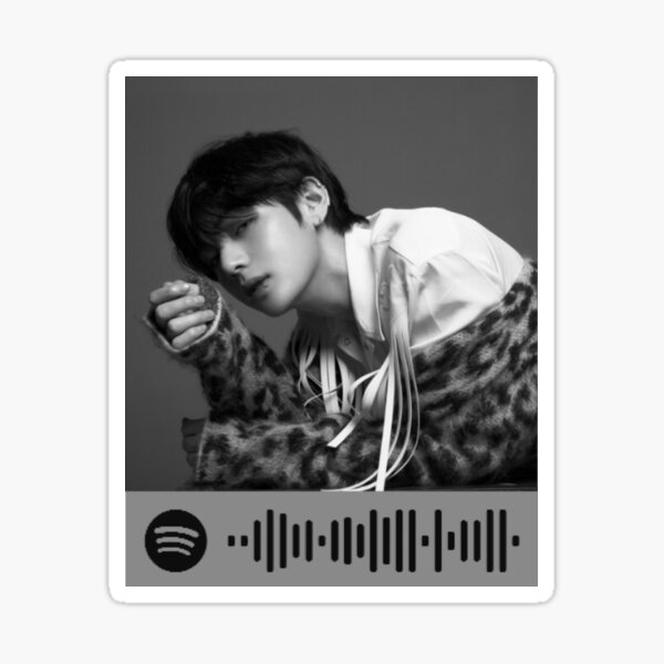 Bts Spotify Code Gifts & Merchandise | Redbubble