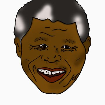 Mandela Da Legend by Jessia