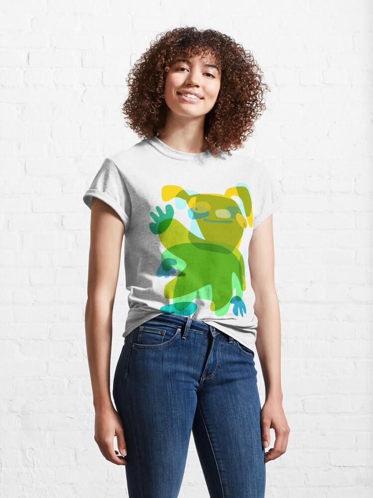 Alternate view of Dance humanum Classic T-Shirt