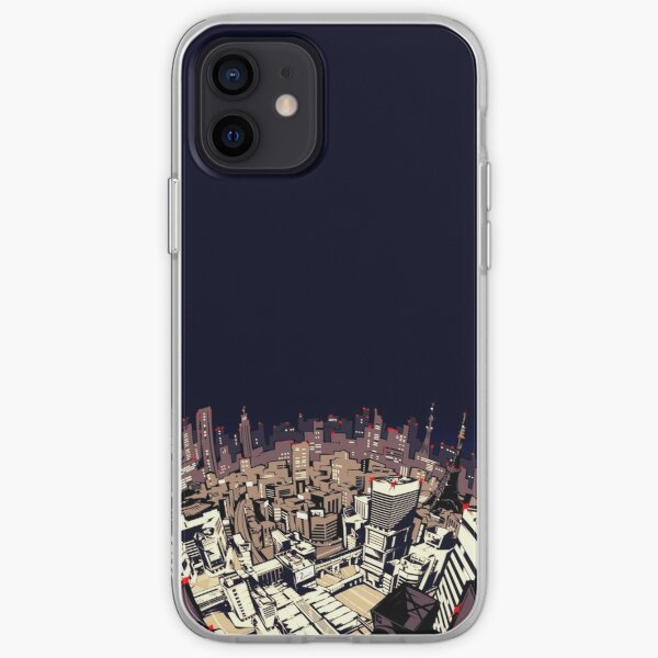 Persona 5 City 1 iPhone Soft Case