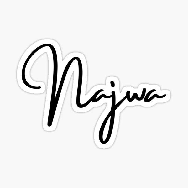 Najwa Nimri - Para fanáticos Pegatina
