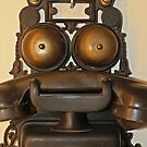 Vintage Telephone by MikeSquires