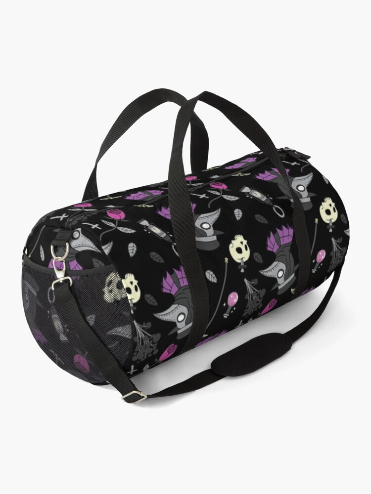 Alternate view of Plague Doctor Duffle Bag