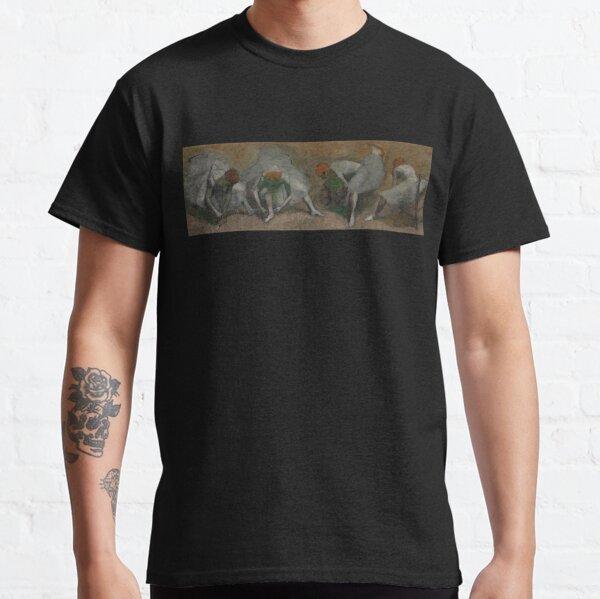 Frieze of Dancers - Edgar Degas Classic T-Shirt