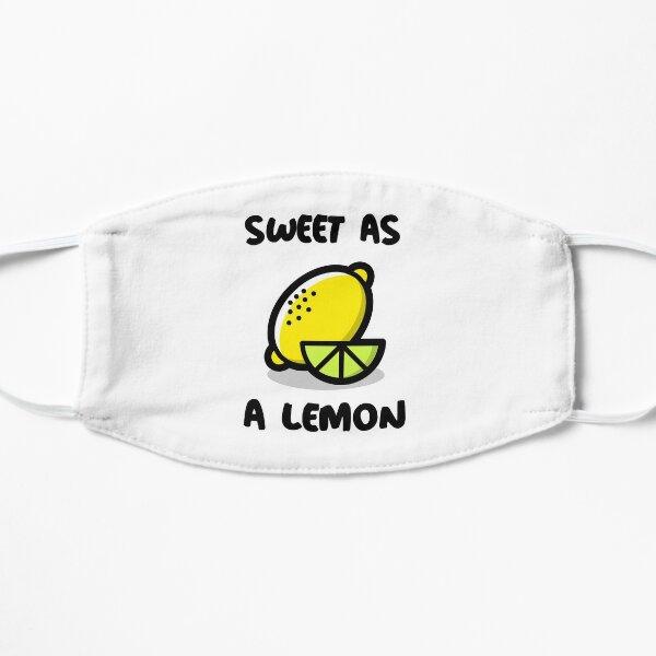 Sweet as a lemon Mask