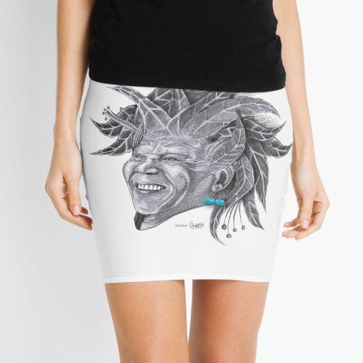Sundela - Mandela in the Sun Mini Skirt