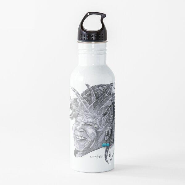 Sundela - Mandela in the Sun Water Bottle