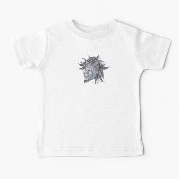 Sundela - Mandela in the Sun Baby T-Shirt