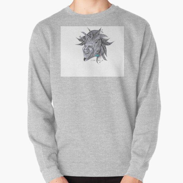 Sundela - Mandela in the Sun Pullover Sweatshirt