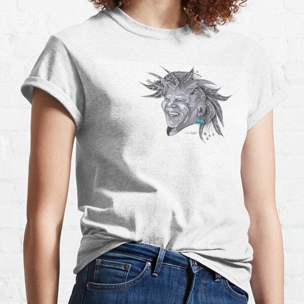 Sundela - Mandela in the Sun Classic T-Shirt