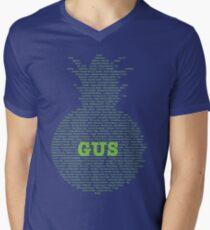Gus's Nicknames (Psych) Men's V-Neck T-Shirt