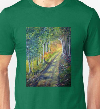 Walking to the light T-Shirt