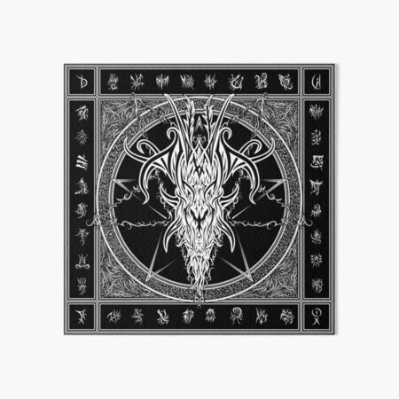 Pentagram Art Board Print