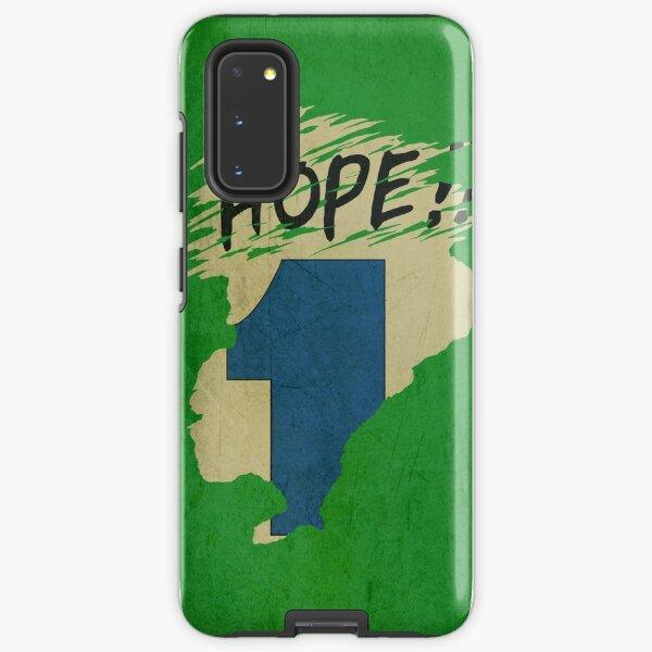 Hope!! (time machine) Samsung Galaxy Tough Case