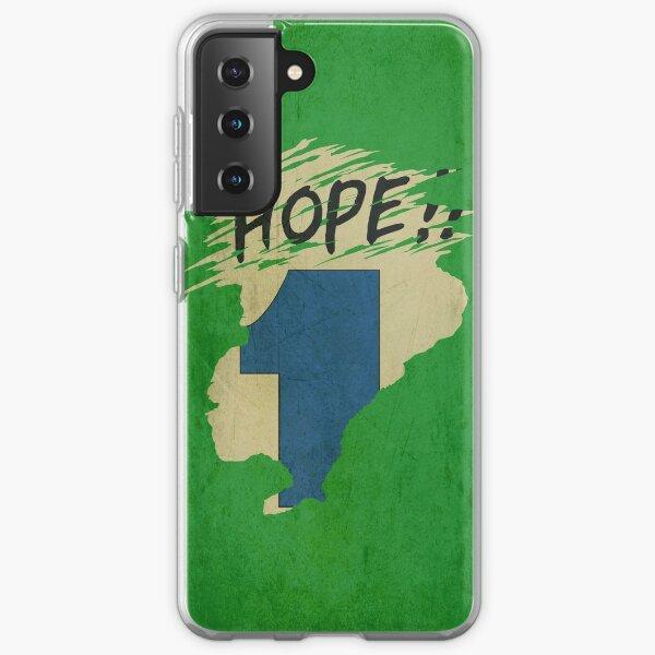 Hope!! (time machine) Samsung Galaxy Soft Case