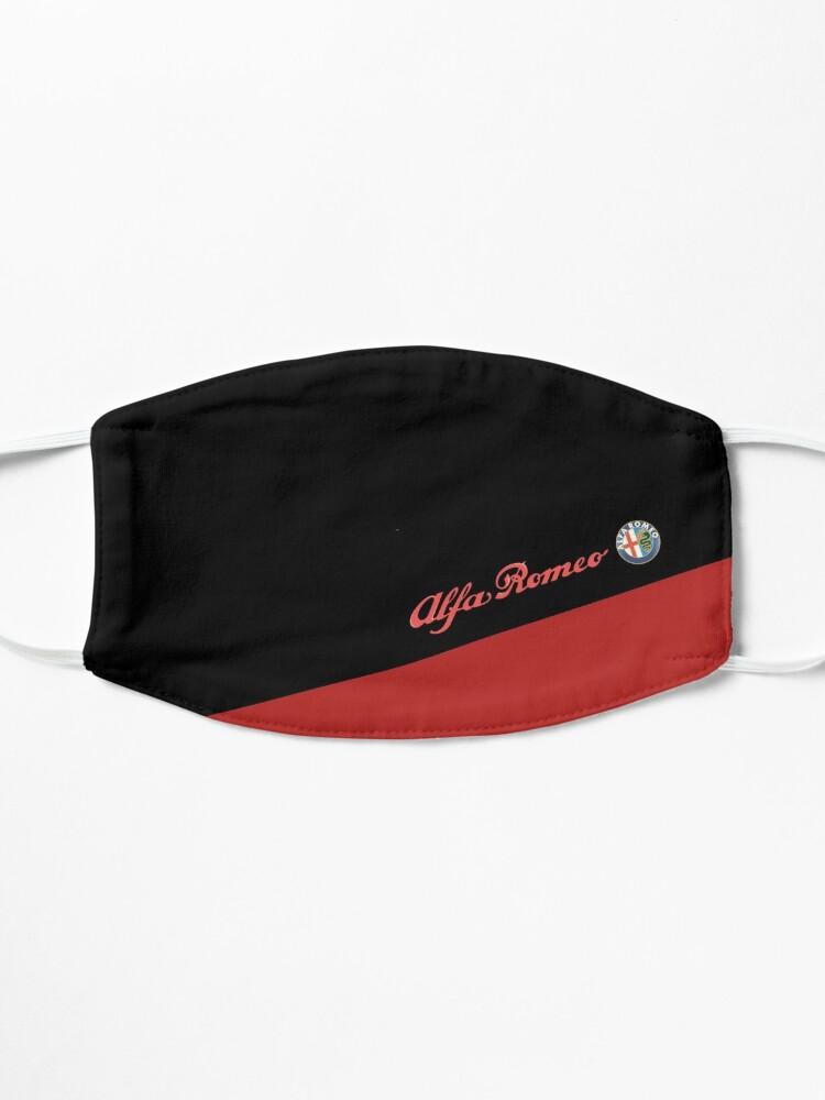 Masque ''Alfa Romeo': autre vue