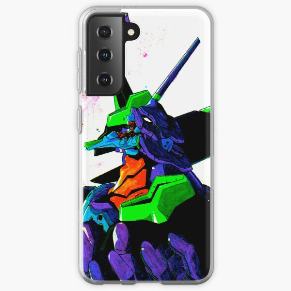 Eva - 01 Samsung Galaxy Soft Case