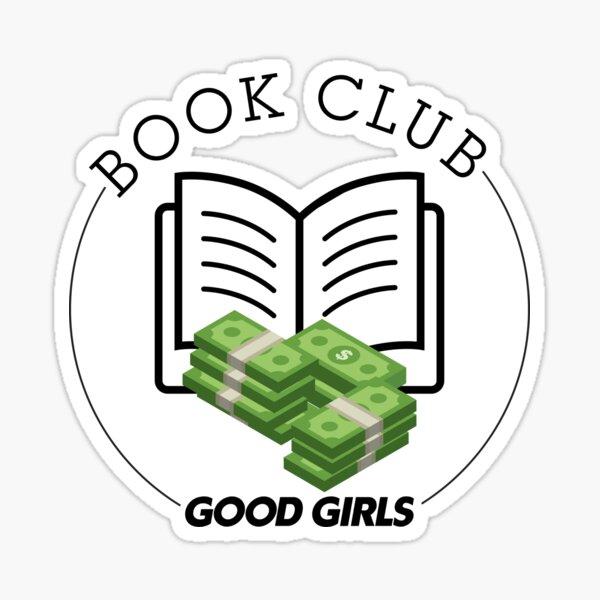 Book Club (Good Girls) Sticker