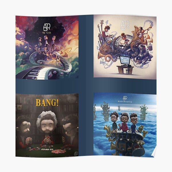 AJR Album Pack Poster