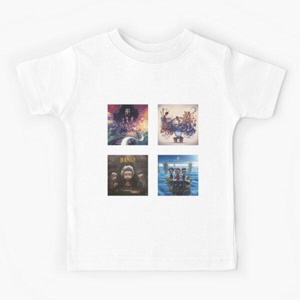 AJR Album Pack Kids T-Shirt