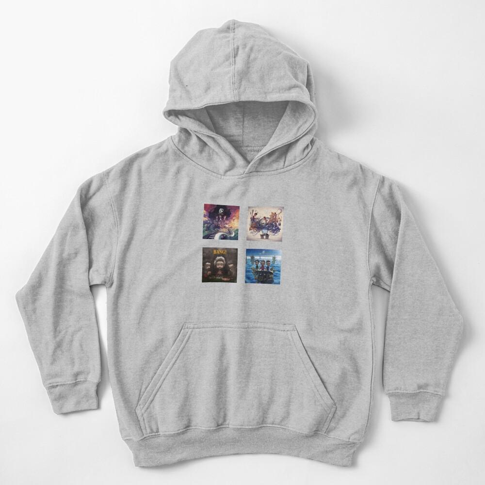 AJR Album Pack Kids Pullover Hoodie