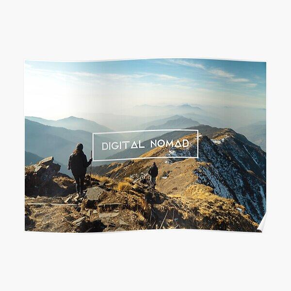 Nómada digital: Himalaya Póster